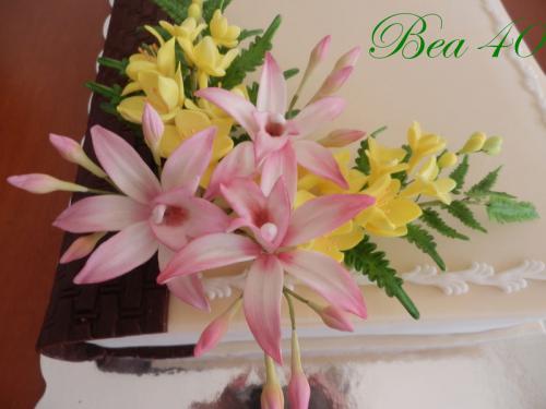 kvietka z knihy 50 (frézie, orchidee a papraď)