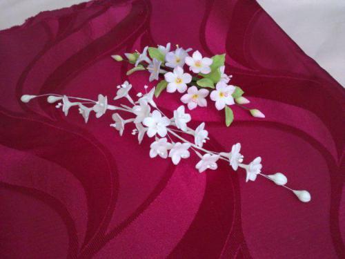 drobné svadobné kvietka