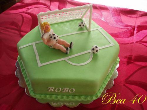 Futbalista Robo