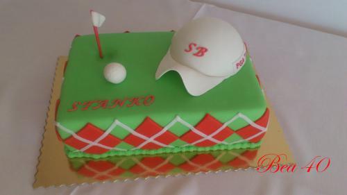 golfová